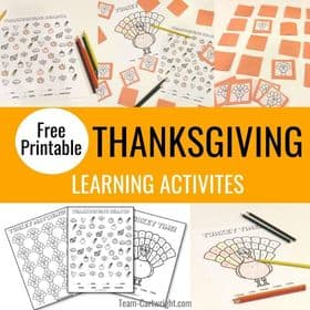thanksgiving learning games
