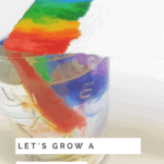 How to Grow a Rainbow - DIY Rainbow Paper Towel Experiment for Kids