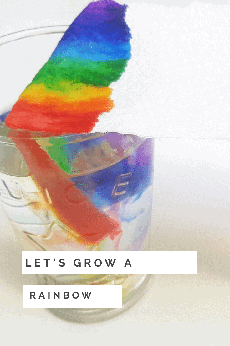how to grow your own rainbow