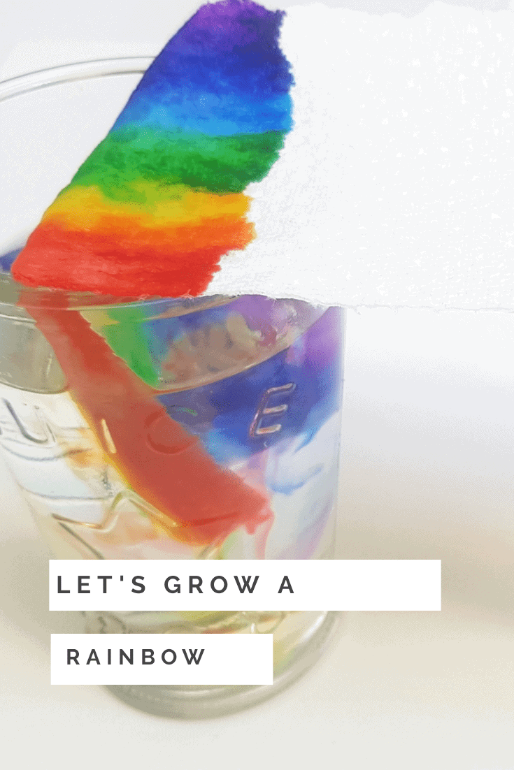 grow your own rainbow