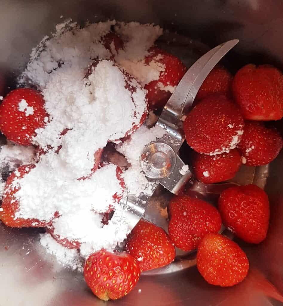 mix ingredience