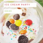 Awesome Ice Cream Bar Party Idea for the Summer