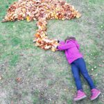 Fun DIY Nature Art and the Benefit of Outdoor Play