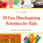 10 Fun Thanksgiving Activities for Toddler and Kids