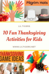 10 fun thanksgiving activities for kids