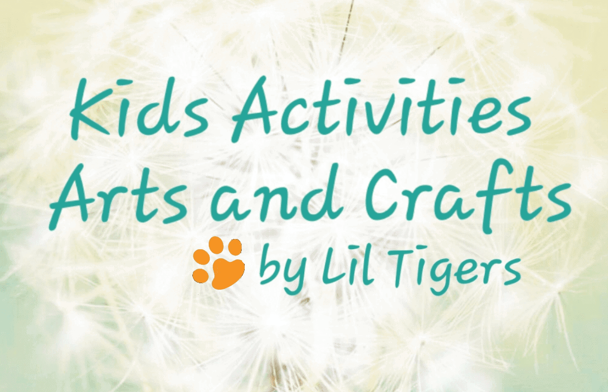 Kids activities arts and crafts facebook group by lil tigers