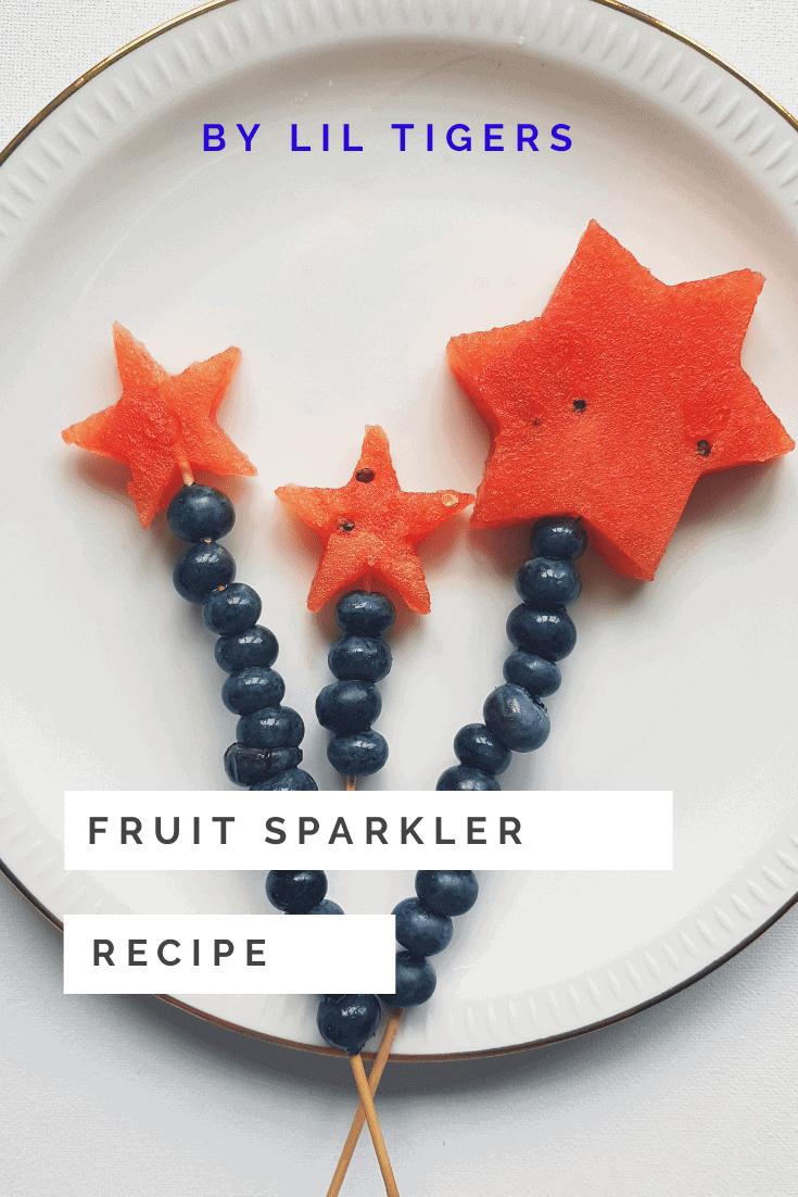 fruit sparkler recipe