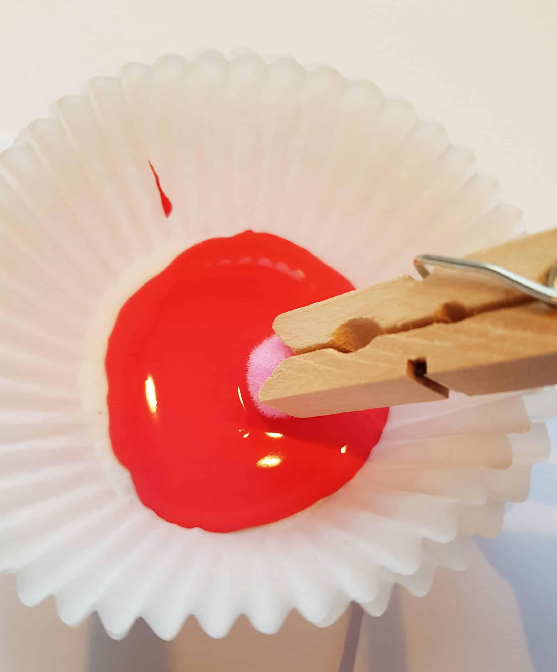 dip DIY paintbrush