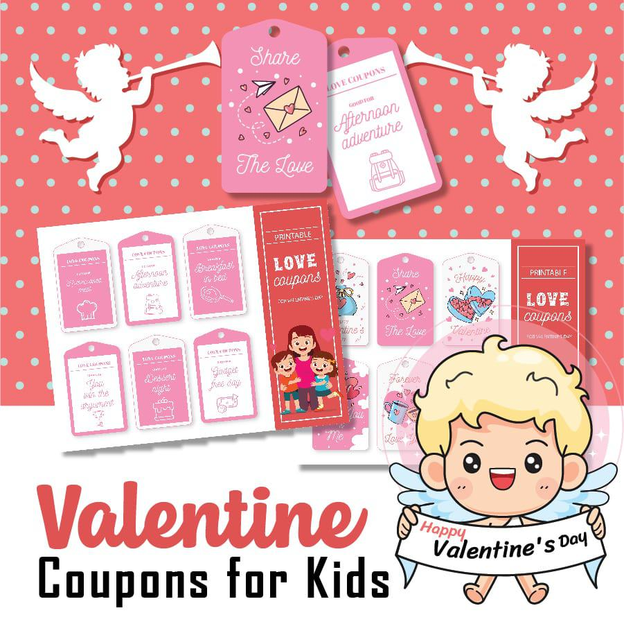free valentines coupons for kids