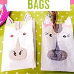 How to Make Your Own Horse Party Favor Bags