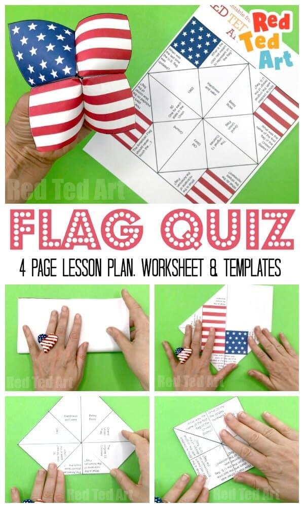American Flag Quiz