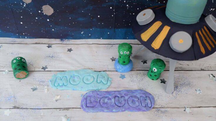 moon dough recipe