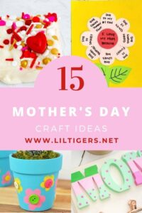 diy Mother's day craft ideas