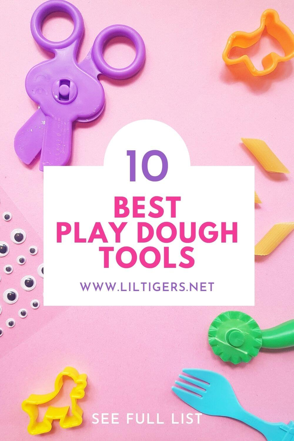10 Best Play Dough tools