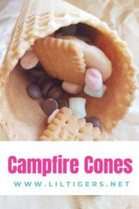 campfire cones recipe