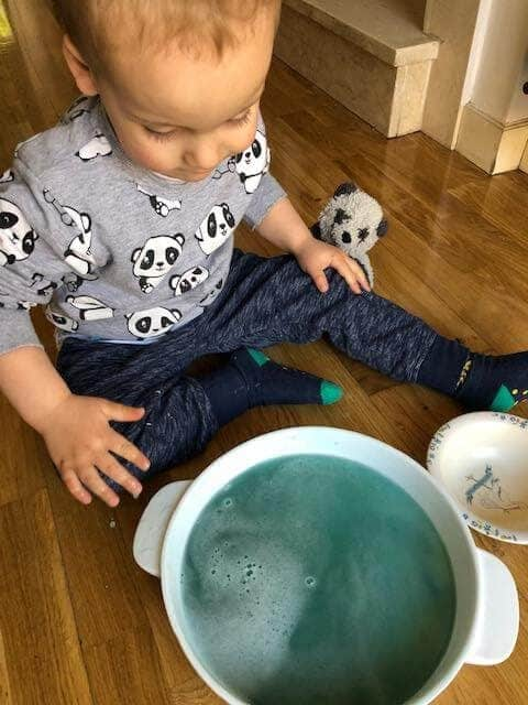 ice activity for toddlers