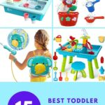 15 Best Outdoor Water Toys For Toddlers