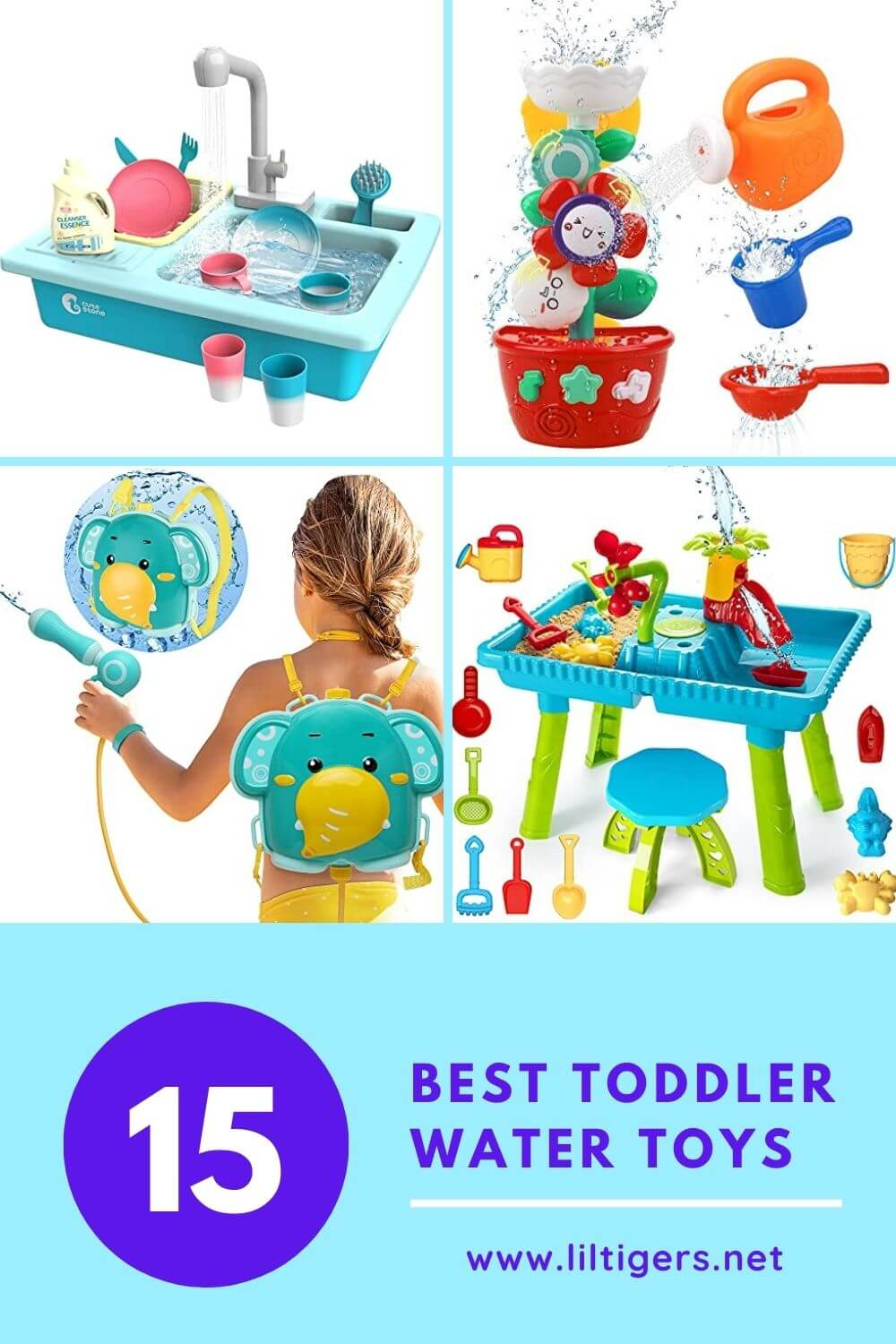 Best Toddler Water Toys
