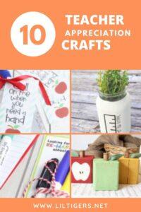 teacher appreciation craft ideas