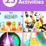 25 Fun Halloween Activities for Toddlers at Home