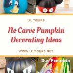 10+ Easy No-Carve Pumpkin Decorating Ideas for Kids