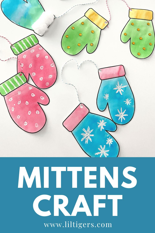mittens craft